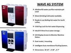 Reverse Osmosis System - WAVE 4G With Hot,Cold & Normal Water