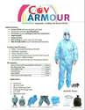 Free Size Disposable SITRA Certified PPE Kit