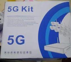 2MP 5G Wireless 8 Cams