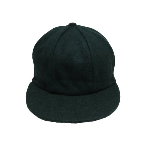 Football Fitted Bottle Green Baggy Caps 9c1c2016bb0