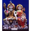 Lord Shiv Parwati Statue
