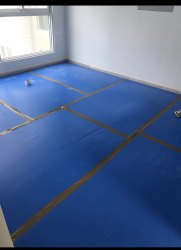 P P Floor Protection Sheet