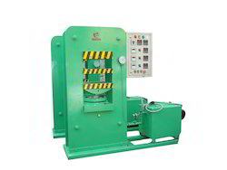 Uttam Automatic Rubber Moulding Hydraulic Press