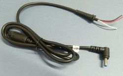Blue Laptop Adapter Cable