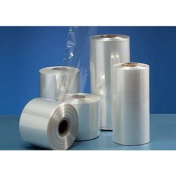 Plain LDPE Shrink Film