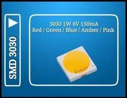 3030 1 Watt Colour LED