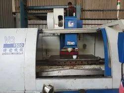 Make-Twinhorn VQ-1500 Vertical Machine Center Year 2003 Working 1630x760x660