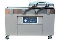 DOUBLE CHAMBER VACCUM PACKING MACHINE