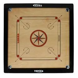 Carrom Board Practice Gloss Finish.