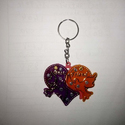 Heart Shaped Designer Keychain