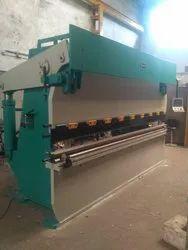 Semi-Automatic Sheet Bending Machine