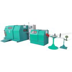 Semi Automatic Cable Laying Machine