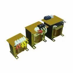 Single Phase And Three Phase Voltage Transformer, Capacity: Upto 100 Kva