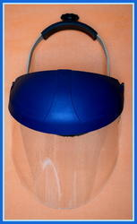 3M Clear Poly Carbonate Face Shield