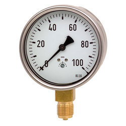 Low Pressure Capsule Gauge