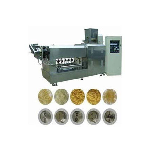 Single Screw Food Extruder Machine