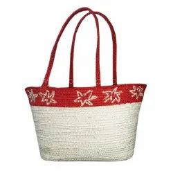 100% Natural Cotton Rope Handbag