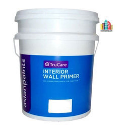 White Primer Interior Wall Paint, Packaging Type: Bucket