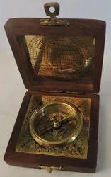Antique Box Compass