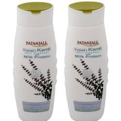 Patanjali Kesh Kanti Milk Protein Hair Shampoo, Packaging Size: 100 mL, Packaging Type: Box