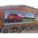 Digital Wall Painting/wall Tattoo Advertising Services, Service Location/city: Pan India