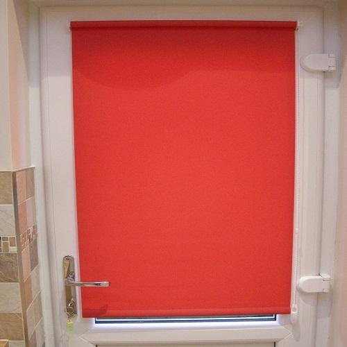 Door Blinds Roller On Red Pvc And Nylon Door Roller Blinds Blinds Rs 70 square Feet Tekhne