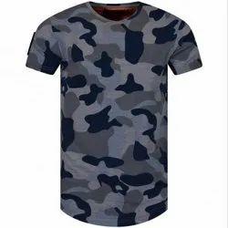 Mens Cotton Round Neck T shirts