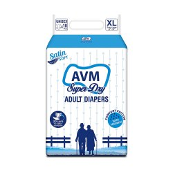 Unisex AVM Super Dry Adult Diapers