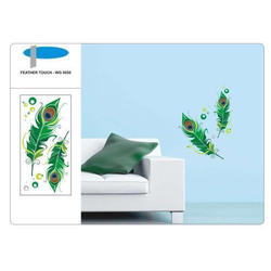 Feather Touch Wall Decor