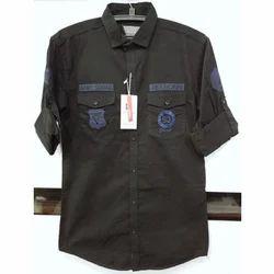 Casual Denim Shirt
