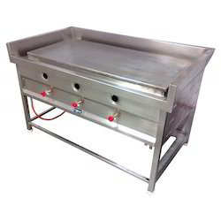 3 Knob Stainless Steel Dosa Plate
