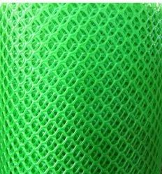 Green Plastic Mesh, For Fencing