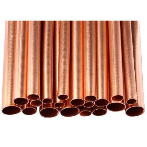 Copper Water Tubes, Size: 2 inch-3 inch, for Structure Pipe