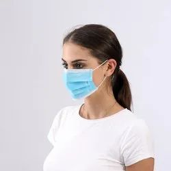 3 Ply General Purpose Disposable face Mask