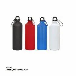 Metal Sports Sipper Bottle-SB-136