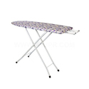 Av Furnitures Iron Folding Ironing Board Table, Size: Adjastable, For Ironing Clothes