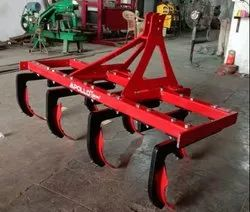Champion 7 Tynes Agricultural Cultivator, Working Width: 5 Feet