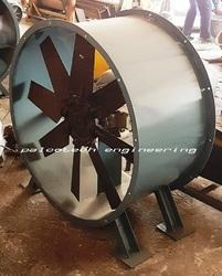 Vane Axial Flow Fans