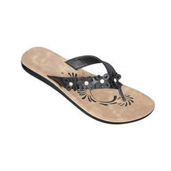 Lehar Ladies PU Slippers