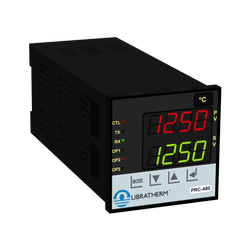 PID Temperature / Process Controller Single Loop (1/16 DIN)