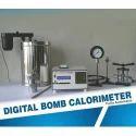 Electric Bomb Calorimeter