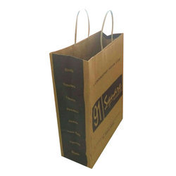 Handled Shopping Paper Bag