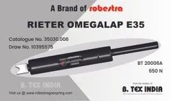 GAS SPRING FOR RIETER OMEGALAP