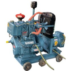 15 kW Low Noise Bajaj-M Diesel Generator Set