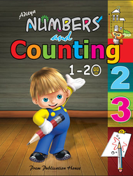 Aditya Numbers And Counting 1 To 20 Book
