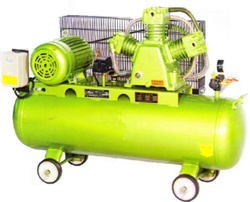 Emtex Machinery 1.5 to 10 HP Piston Air Compressor, Discharge Pressure: 8 - 180 Bar, Maximum Flow Rate (CFM): 6.0 - 2000