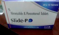 Nimuslide & Paracetamol Tablets