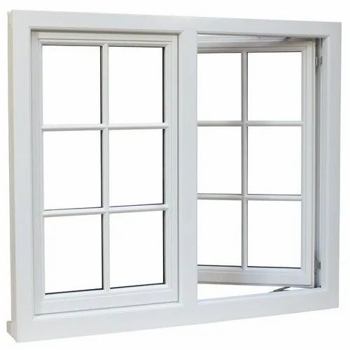 Modern Steel Metal Window, for Home