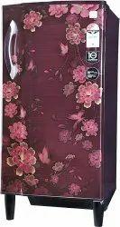 Red Godrej 185 l Direct Cool Single Door 3 Star Refrigerator