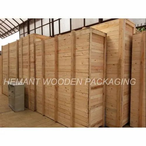 Heavy Machinery Wooden Packaging Box For Industrial Id 21205249191